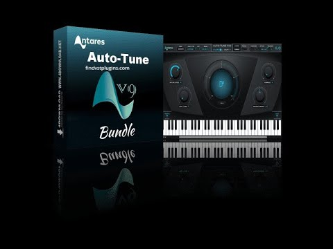 Antares AutoTune Pro 9.1.1 Crack With Serial Key [Latest] 2021