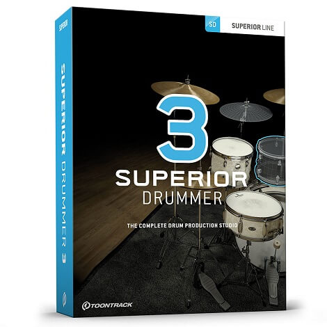 Toontrack Superior Drummer 3.1.7 Crack With MacOsX Full Version 2021