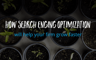 How Search Engine Optimization Will Help Your Firm Grow Faster