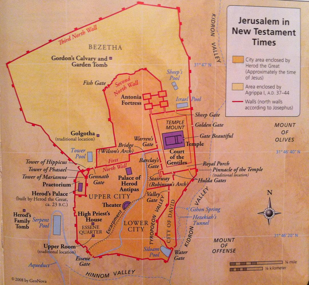 new jerusalem diagram abiotic and biotic venn bible map  in testament times welcome to