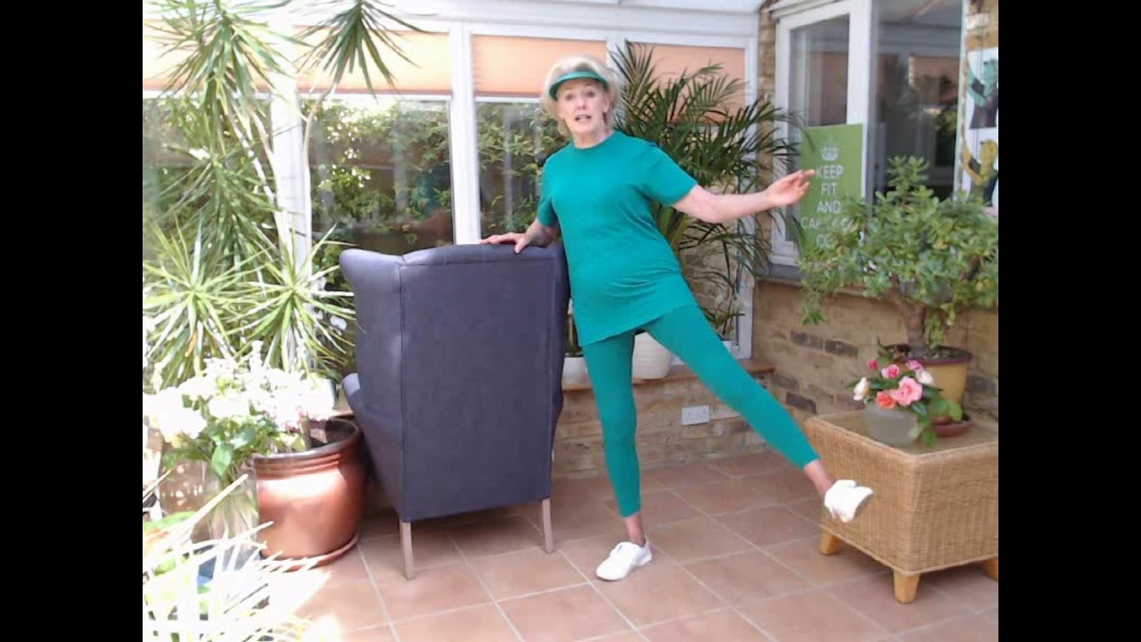 Green Goddess Limited Mobility Exercises