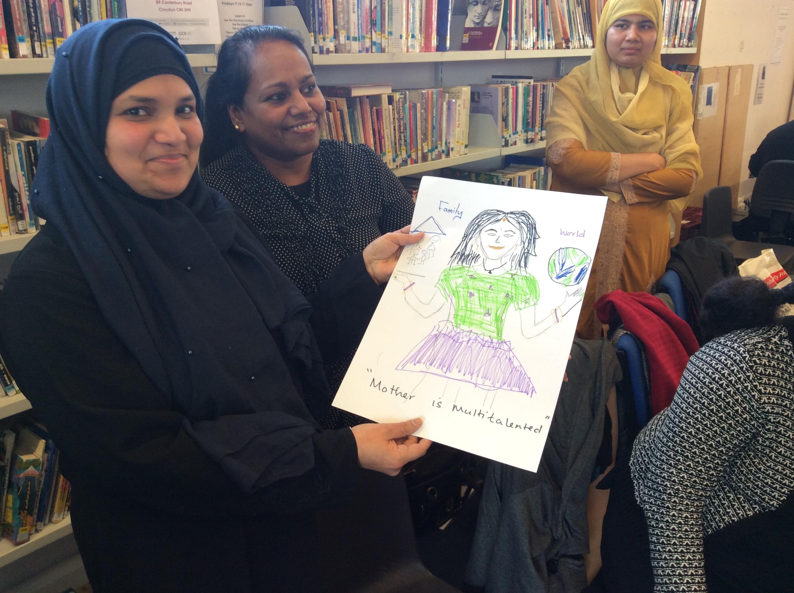 Empowering Tamil Women