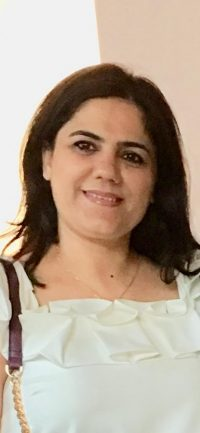 Zeynab starts a new job as a Customer Service Desk Manager