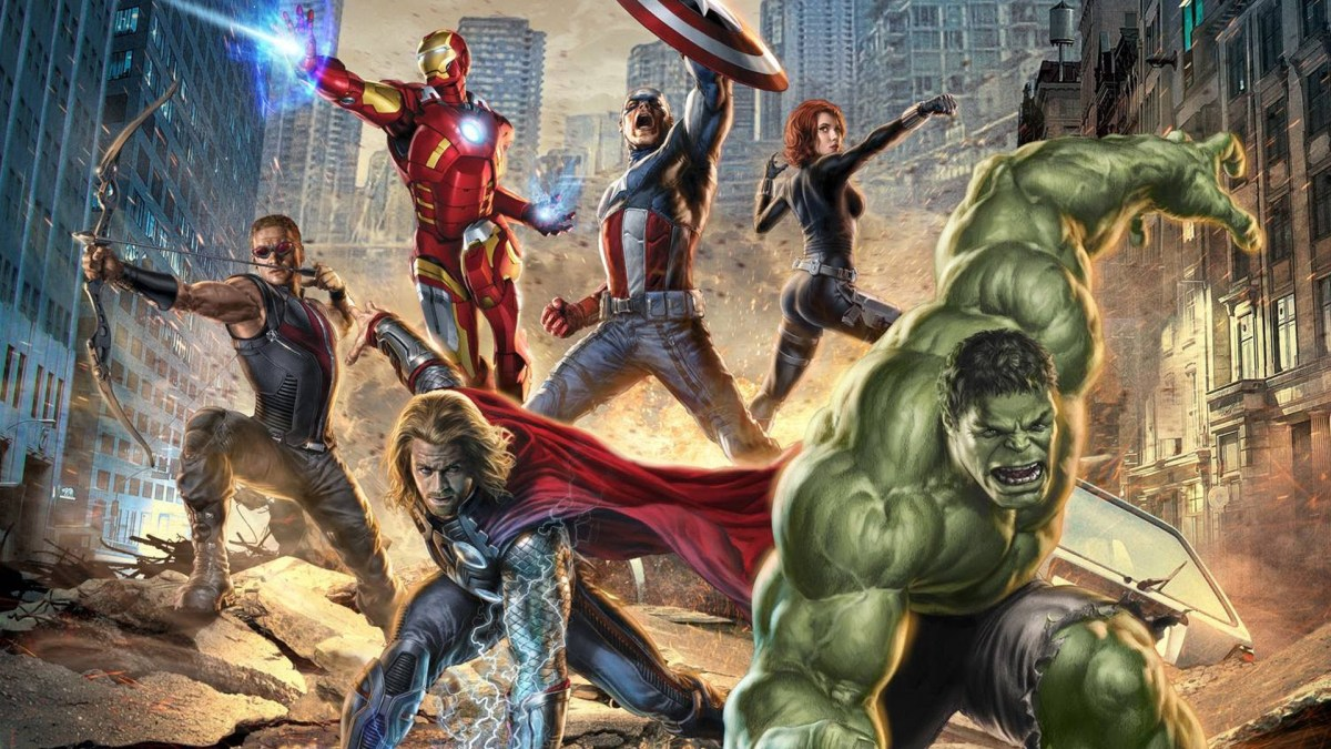 Ranking Movies in the Marvel Cinematic Universe