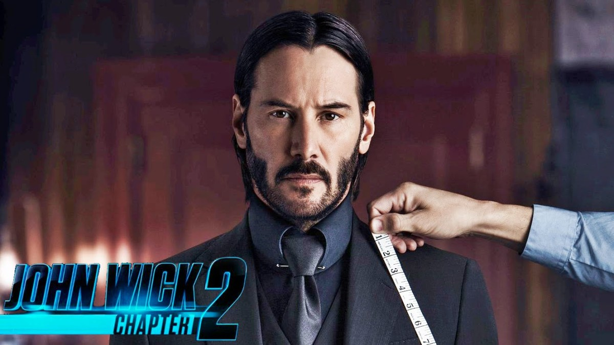John Wick: Chapter 2 – Back with a Vengeance