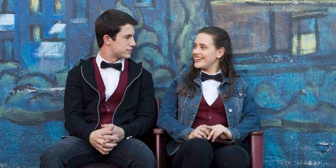 13 Reasons Why Dylan Minnette Katherine Langford