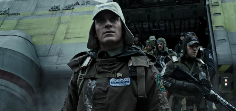 Alien: Covenant Michael Fassbender
