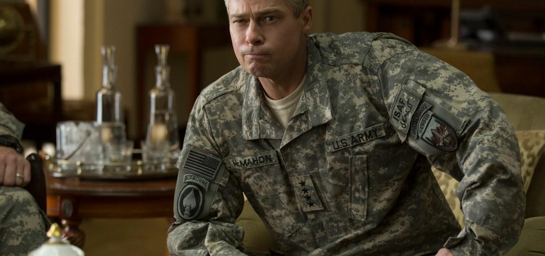 War Machine - Brad Pitt Still