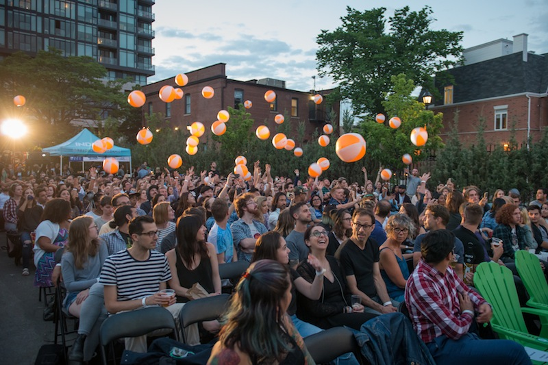 Four Reasons Why Open Roof Festival should be on all Torontonian's Summer Bucket List