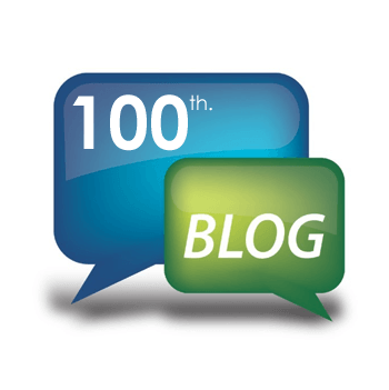 100th-blog The Minimalist Guide to Becoming a Great Doctor Blogger