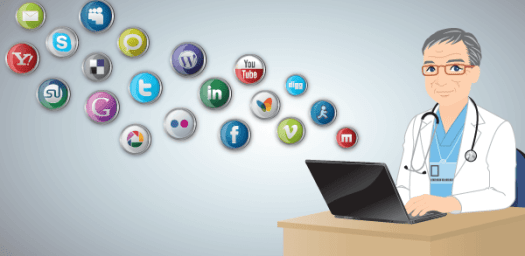 healthcare social media, Benefits of Utilizing Social Media in the Health Care Industry