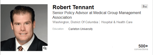 Robert TEnnant - The Painful Reality of the ICD-10 Delay