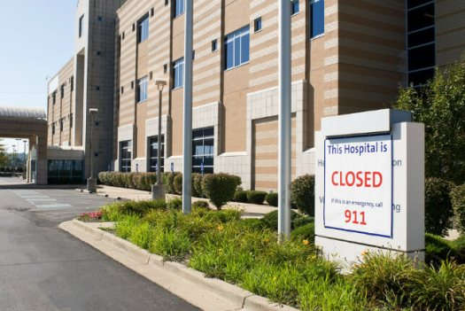 Closed Hospital - Rural Hospital Closures: How Telemedicine Could Provide Relief