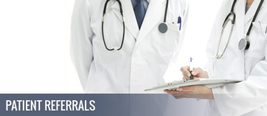 PATIENT-REFERRALS 7 Recommendations to Get In On a Money-Making Referral Network As a New Doctor