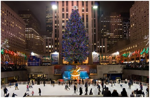rockefeller-tree 5 Tips to Stay Healthy Over the Holiday Season