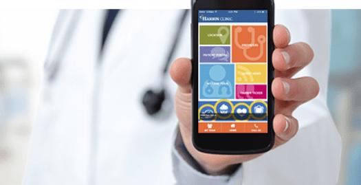 Healthcare-App-Social-Media-Liquid-Lock-Media 30 Facts & Statistics On Social Media And Healthcare