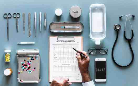 aerial-aerial-view-application-935869 Technology's Role in the Doctor-Patient Relationship