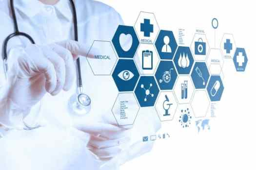 Blockchain-in-Healthcare-696x464 Can Implementing AI Transform the Healthcare Industry?