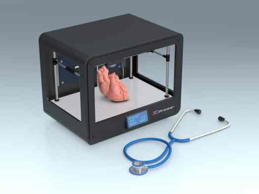 3d-printing 5 Trends That Will Affect the Healthcare Industry in 2020