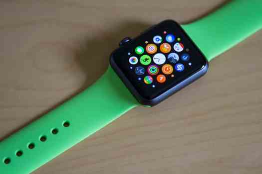 Apple watch - Healthcare IOS Application Trends in 2020