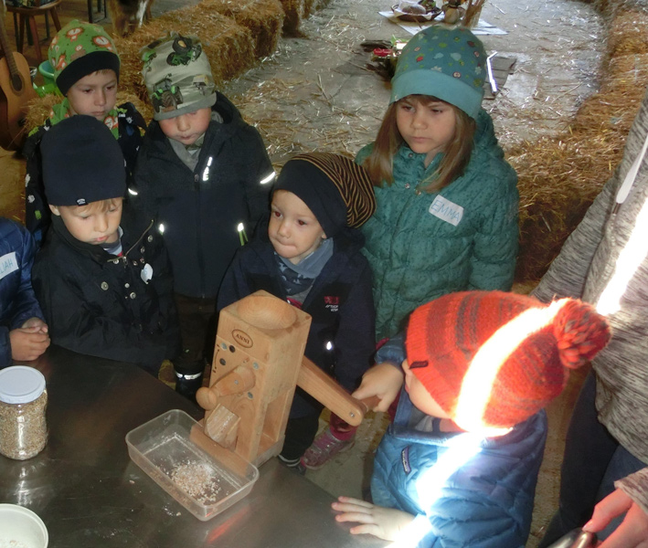 Erlebnisbauernhof - Direktvermarktung Nennslingen
