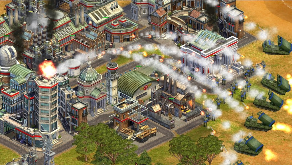 Rise of Nations joc strategie