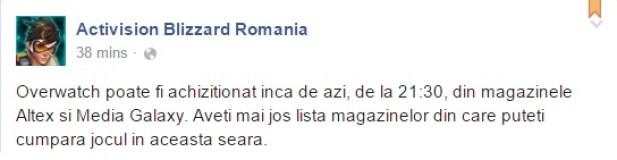 Activision Blizzard Romania