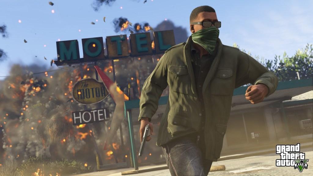 Grand Theft Auto V Top jocuri Xbox One