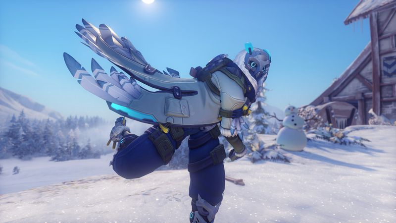 Overwatch Winter Wonderland 1