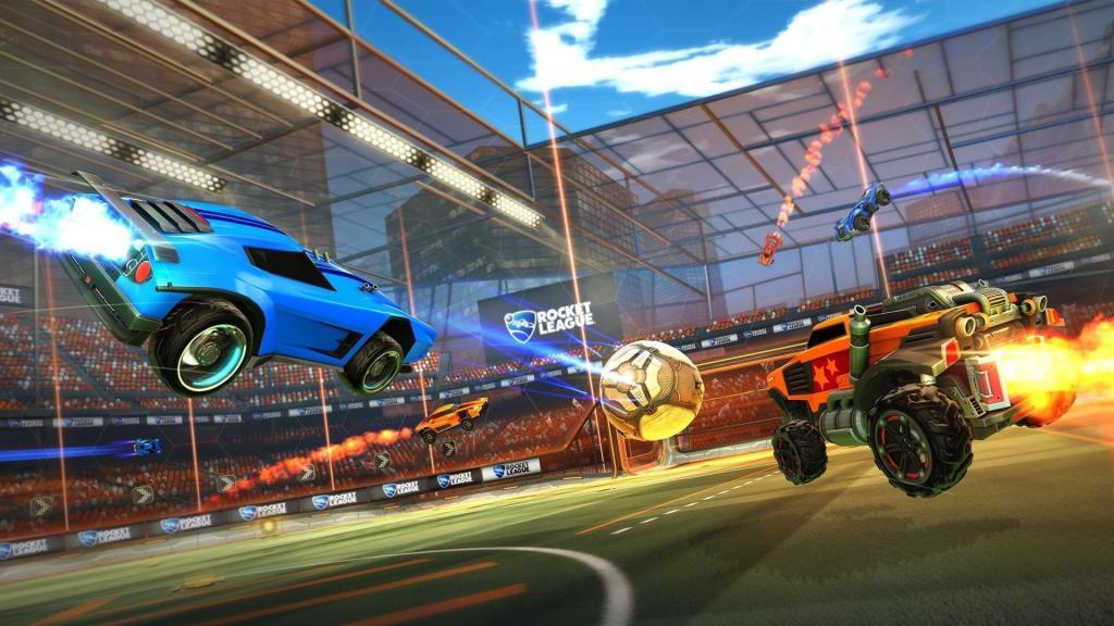 Rocket League Top Jocuri Xbox One