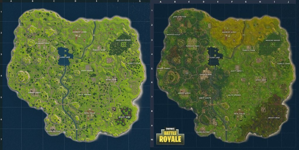 Fortnite Map 2.2.0