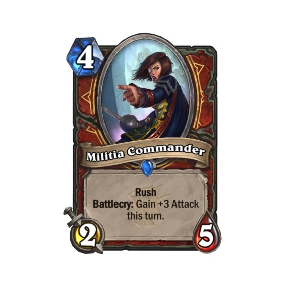 Witchwood Militia Commander