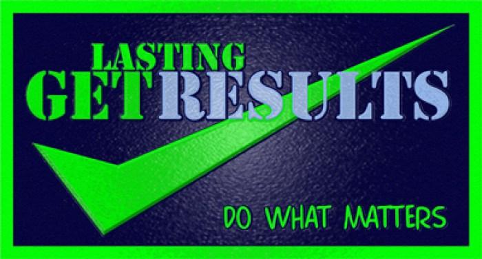 Get Results: logo