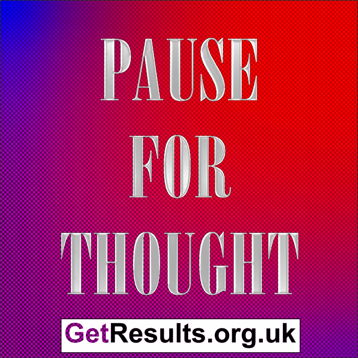 Get Results: pause graphic