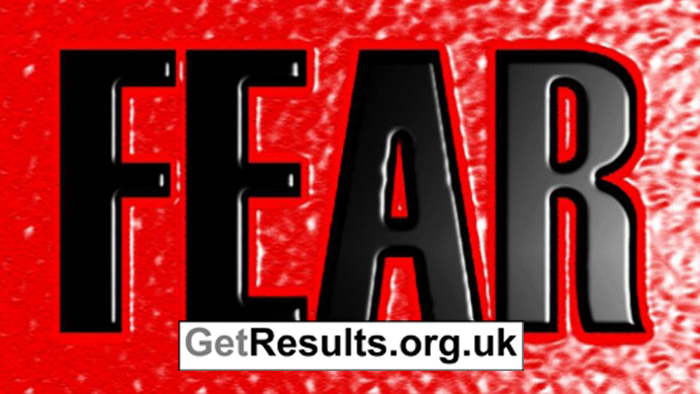 Get Results: fear