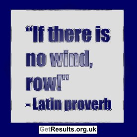 Get Results: if no wind, row