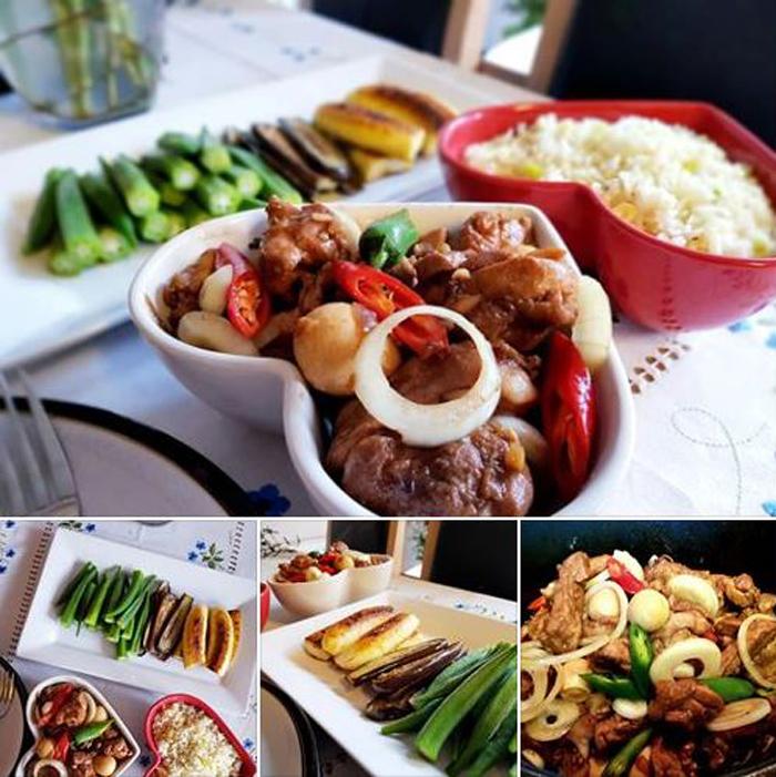 Get Results: healthy eating - Filipino dish Adobo