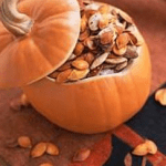 Sweet Ginger Pumpkin Seeds
