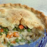 Chicken Pot Pie with a Kick