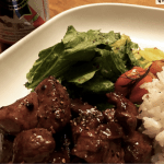 15-minute Pepper Steak