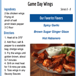 Game Day Wings