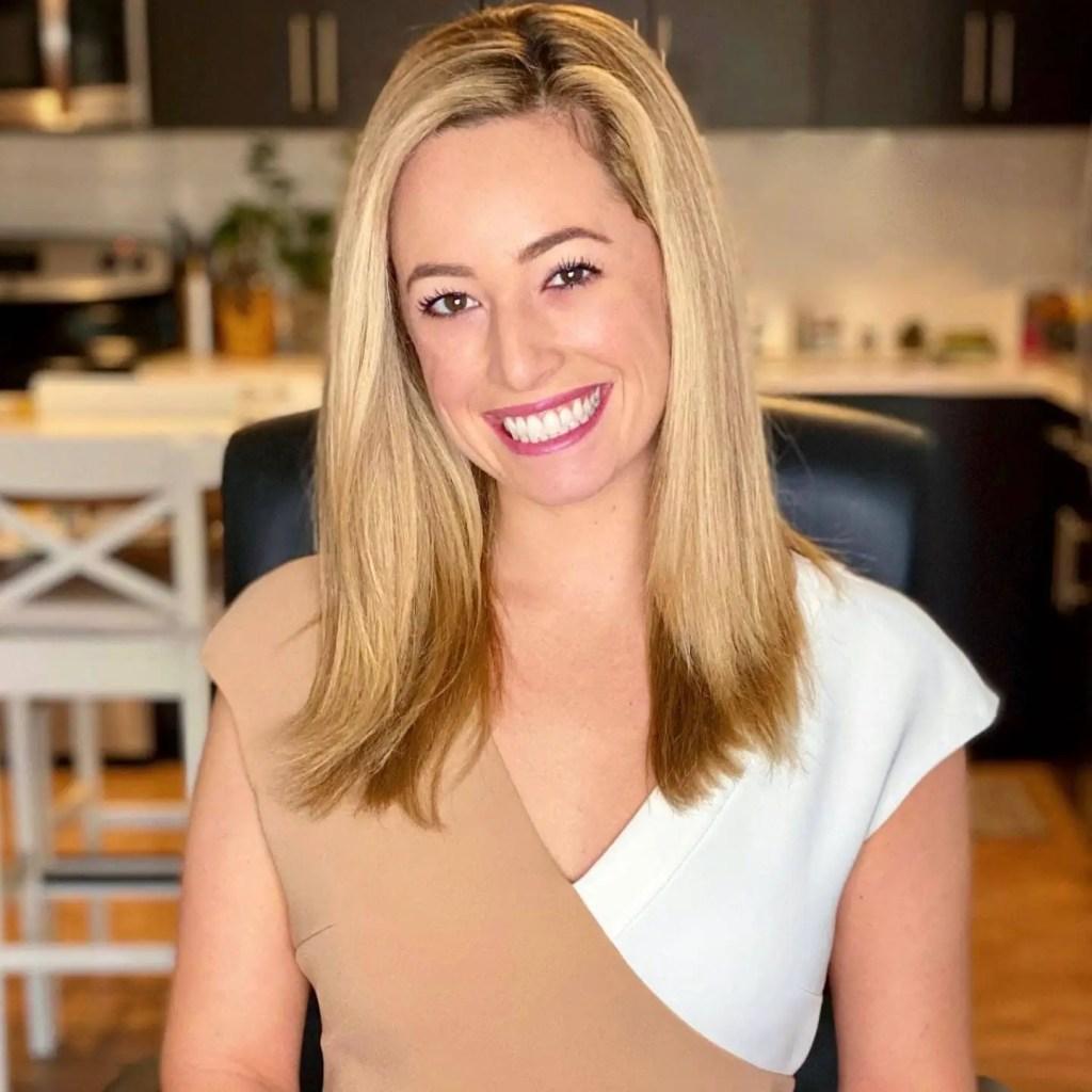 Journalist Olivia Smith
