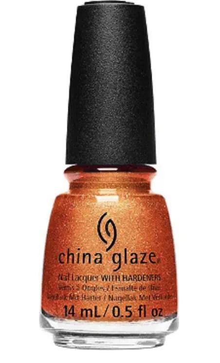 Halloween nail polish