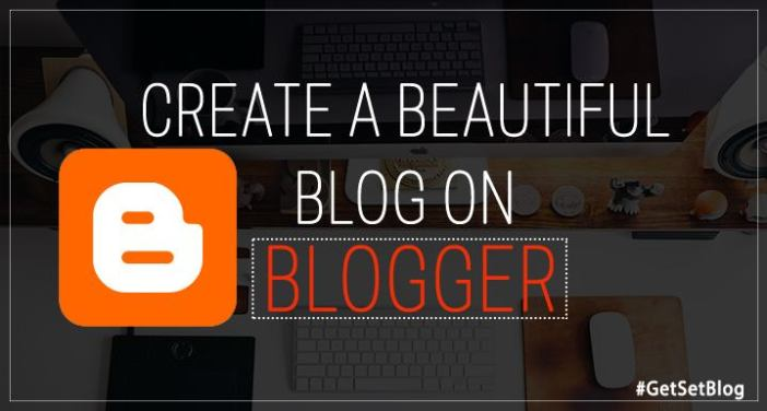 Create a blogger blog - featured