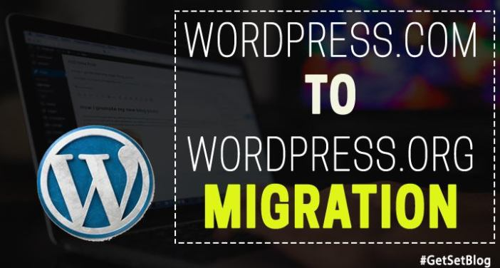 Wordpress.com to Wordpress.org migration -featured
