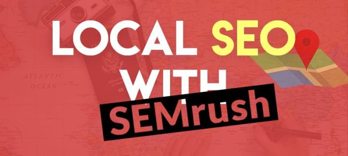 Local SEO with SEMrush featured