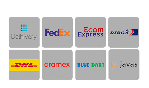 Our Courier Partners