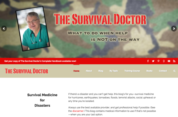 The Survival Doctor