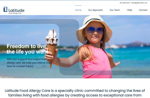 Latitude Food Allergy Care