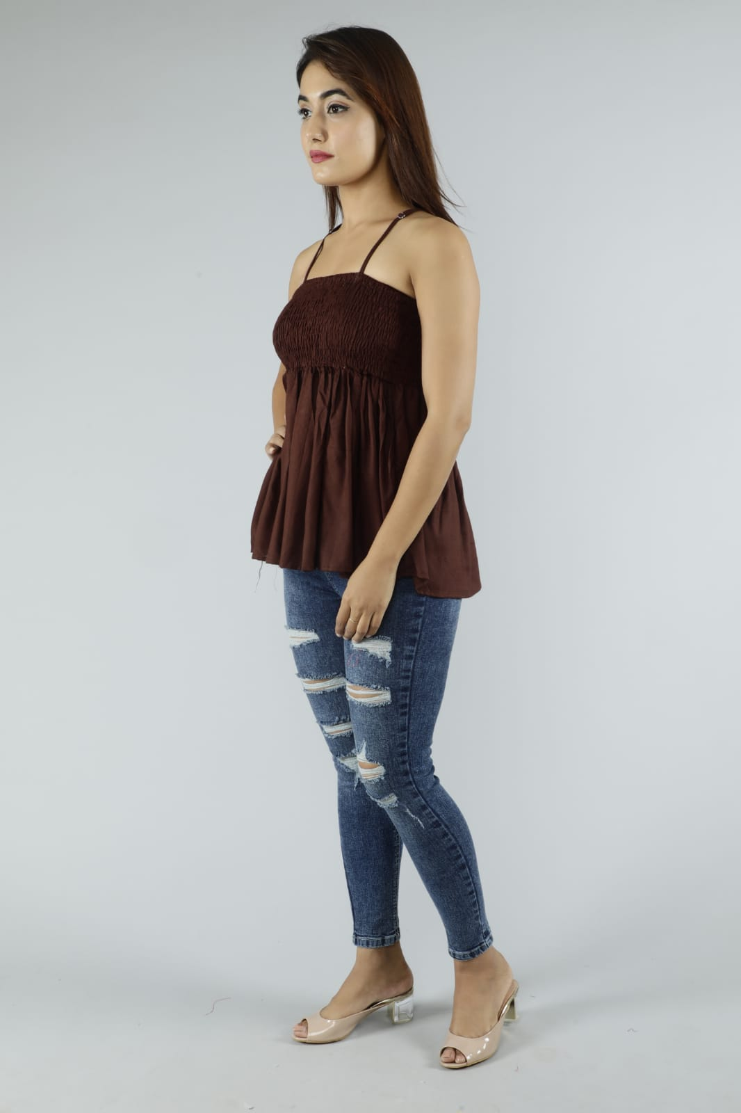 Casual Tops For Girl